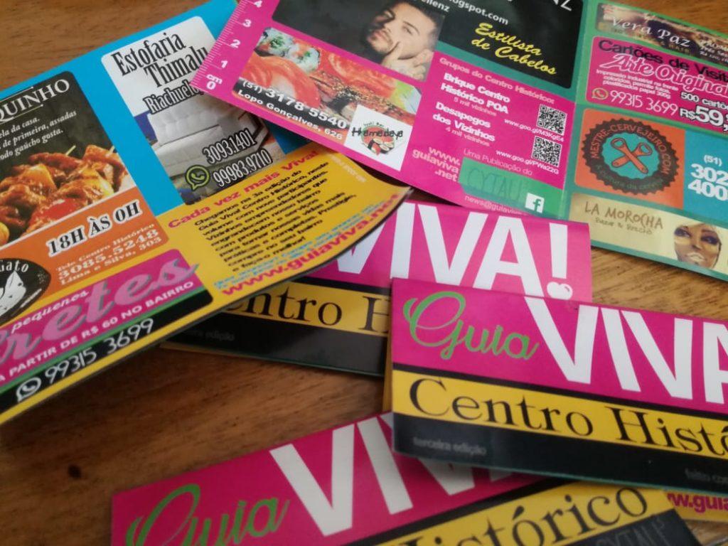 Guia Impressão Viva! Centro Histórico
