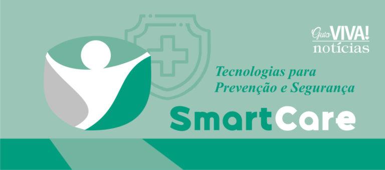 SmartCare prevenção e segurança máscaras face shield spirito santo oximetro termometro digital smart gel totem alcool gel