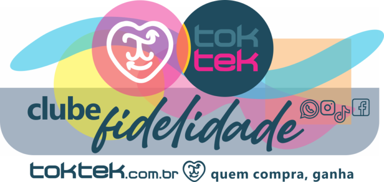 clube fidelidade recompensas toktek loja virtual eletrônicos